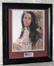 A165MF MEGAN FOX SIGNED  was £70 now £50